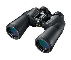 Nikon ACULON A211 12 x 50 Binocular (Black)