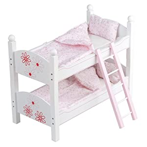 american doll bunk bed
