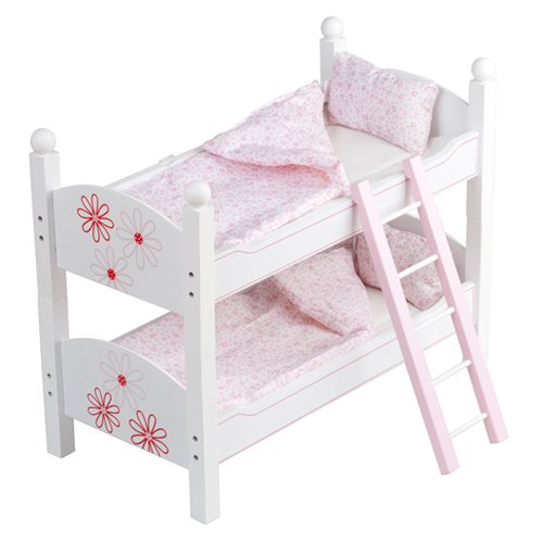 Bunk Bed Dolls: 18 Inch Doll Bed