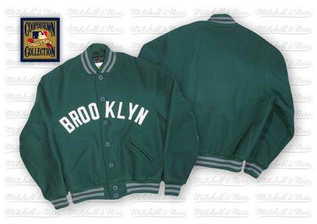 Brooklyn Dodgers 1937 Authentic Wool Jacket - Buy Brooklyn Dodgers 1937