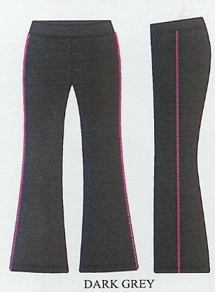 Jazz pants Bootcut yoga pants for women Size 8 / XS