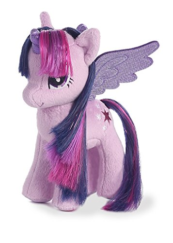 "Aurora World My Little Pony/Princess Twilight Sparkle Pony/6.5"" Plush"