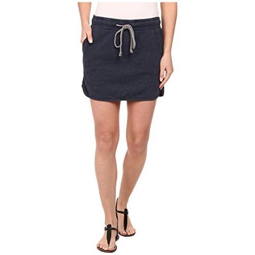 [オルタナティブ] Alternative レディース Light French Terry Dolphin Skirt スカート Midnight Wash LG [並行輸入品]