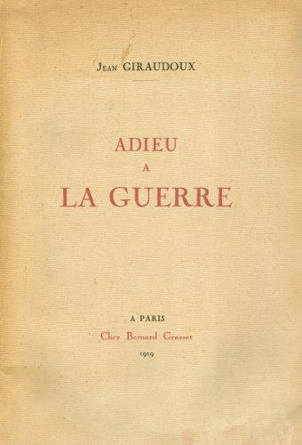 Adieu  PDF