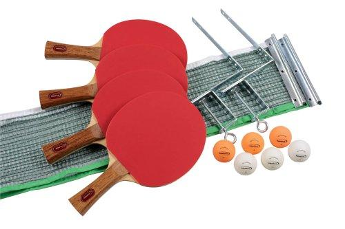 Halex 57425 Fusion 3.5 Four-Player Table Tennis Set