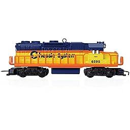 Hallmark Keepsake Ornament: LIONEL Chessie System Locomotive Train : 20th in the LIONEL Trains series