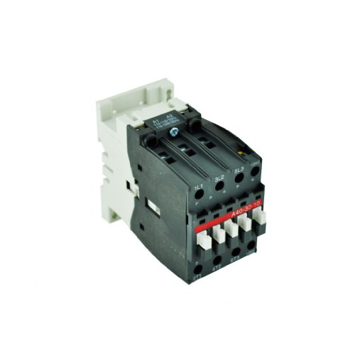 Asea A40-30-10 Abb Contactor A40-30-10-80 220/240V Coil 3Ph 3 Pole 600V Ac 42Amp 1 Year Warranty