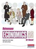 Heinemann Economics for Edexcel: AS Student Book (0435330829) by Grant, Susan