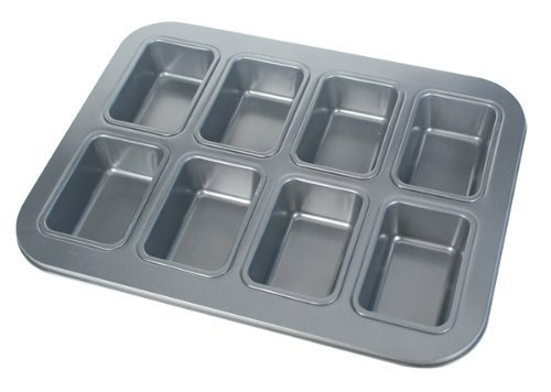Fox Run 8-Cup Loaf Pan, Non Stick
