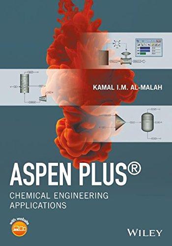 Aspen Plus: Chemical Engineering Applications (Chemical Engineering Books compare prices)