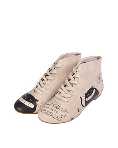 DOGO Zapatos de cordones Follow My Steps