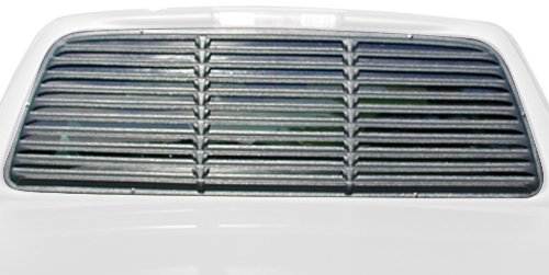 Truck Rear Window Louver