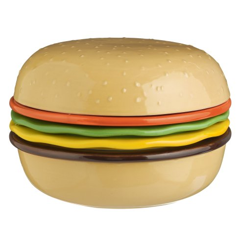 Grasslands Road Burger Side Dish Plates With Bowls, Set Of 6