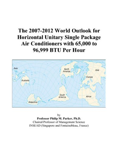 The 2007-2012 World Outlook for Horizontal Unitary Single Package Air Conditioners with 65,000 to 96,999 BTU Per Hour