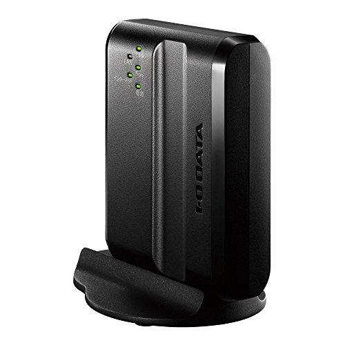 I-O DATA 11ac/n/a/g/b 対応 無線LAN親機(Wi-Fiルーター) 433Mbps WN-AC583RK