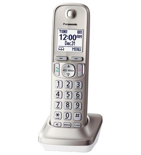 Panasonic KXTGDA20N dect_6.0 2-Handset 2-Line Landline Telephone