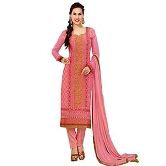 KAMEEZ-INDIAN PAKISTANI SUIT at Amazon Women's Clothing store