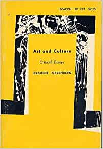 art beacon critical critical culture essay essay paperback A wide-ranging and refreshingly up-to-date anthology of primary readings, critical theory: a reader for literary and cultural studies, edited by robert dale parker.