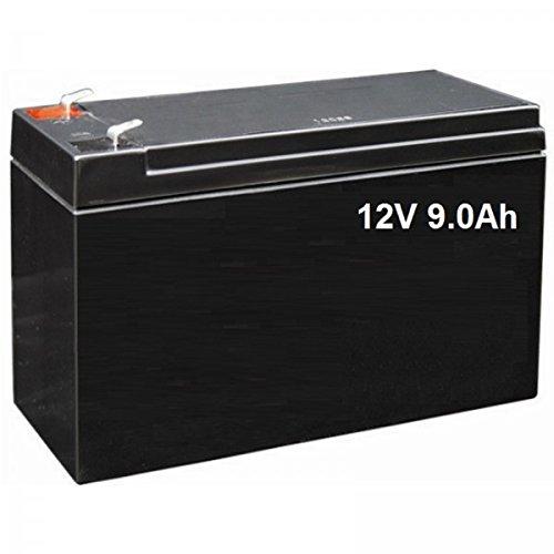 Batteria / Accumulatore al piombo 12V 9.0Ah - Setik
