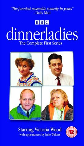 Dinnerladies - Series 1 [VHS]