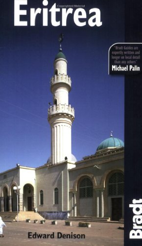 Eritrea, 4th (Bradt Travel Guide)