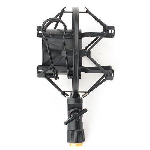 Racksoy – Professionell Mikrofonspinne (Shock Mount) - 5