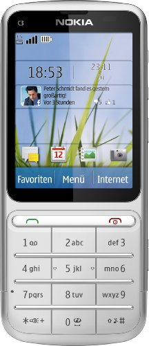 Nokia C3-01 Touch and type Black Friday & Cyber Monday 2014