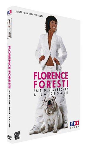 Florence Foresti fait des sketches à la Cigale | Foresti, Florence. Interprète