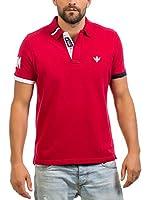 Signore Dei Mari Polo Arsenio (Rojo)