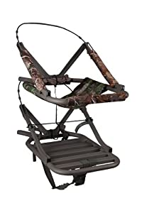 Summit 16-Pound Viper Elite SD Climbing Tree Stand (Realtree AP) by Summit Treestands