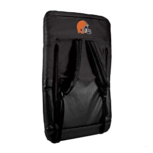Nfl Cleveland Browns Portable Ventura Reclining Seat by Picnic Time