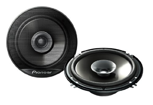 Pioneer Tsg1614R 6.5-Inch 230W Car Audio Stereo Coaxial Speaker Front Rear - Set Of 2
