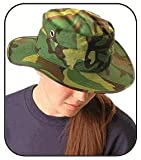 Occunomix Miracool Ranger Hat S Jungle Camo