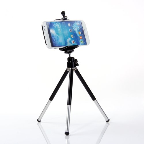 how to connect galazy to tripod