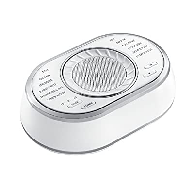 HoMedics SS-6050 Sound Soother Sleep Solutions, 0.55 Count