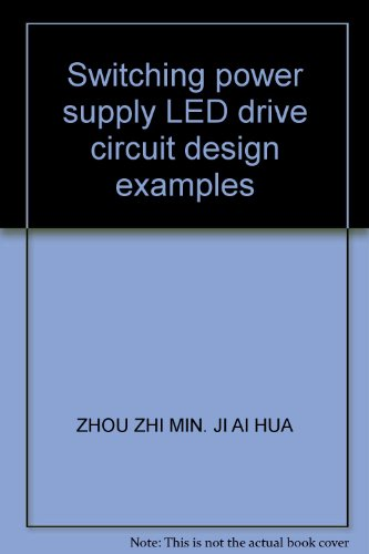 Switching Power Supply Led Drive Circuit Design Examples