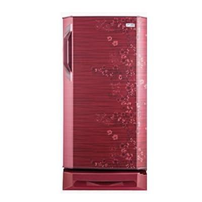 Godrej RD EDGEZX 195 CTS 5.2 Direct-cool Single-door Refrigerator (195 Ltrs, 5 Star Rating, Wine Flora)