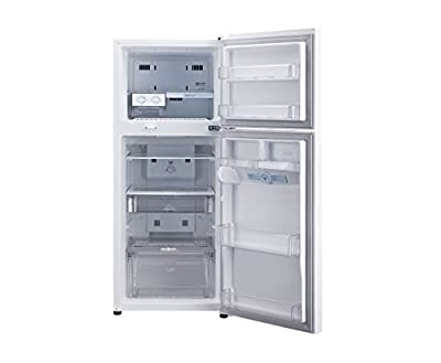 LG GL-D302JPFL Frost-free Double-door Refrigerator (285 Ltrs, 4 Star Rating, Pearl Florid)