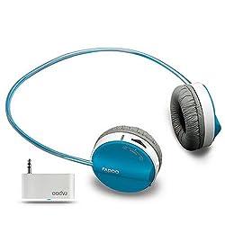Rapoo H3070 Fashion Wireless On-Ear Headphone with Mic