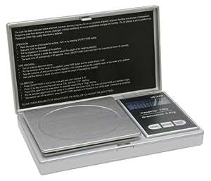 US Balance ACE 100 x 0.01g Grams Digital Grain Scale Grain Coin Scales in Silver