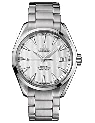 NEW OMEGA AQUA TERRA MENS WATCH 231.10.42.21.02.001
