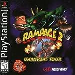 Rampage 2: Universal Tour - PlayStation
