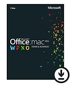 Microsoft Office Home & Business 2011 | Mac Download
