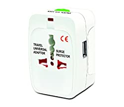 TRAVEL ADAPTOR WITH USB