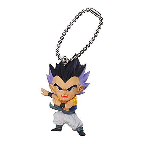 Dragon Ball Kai~UDM The Burst 07~Mascot Figure Swing Keychain~Gotenks - 1