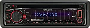 Kenwood KDC248U In-Dash Head Unit Car Stereo