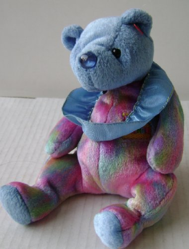 September Birthday Teddy Bear Plush Toy Stuffed Animal - 5 1/2 inches tall