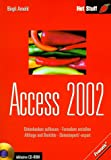 img - for Access 2002. book / textbook / text book