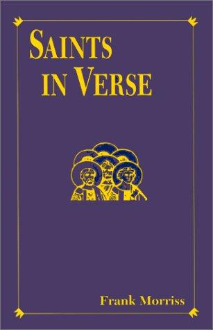 Saints In Verse, FRANK MORRISS