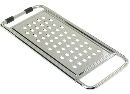 Browne Stainless Steel Coarse Grater (Wide Hole Cheese Grater compare prices)